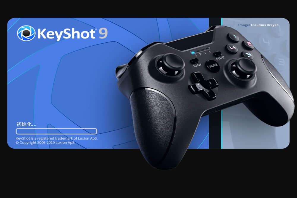 Keyshot Pro v9.0.286 For Mac破解版及安装教程