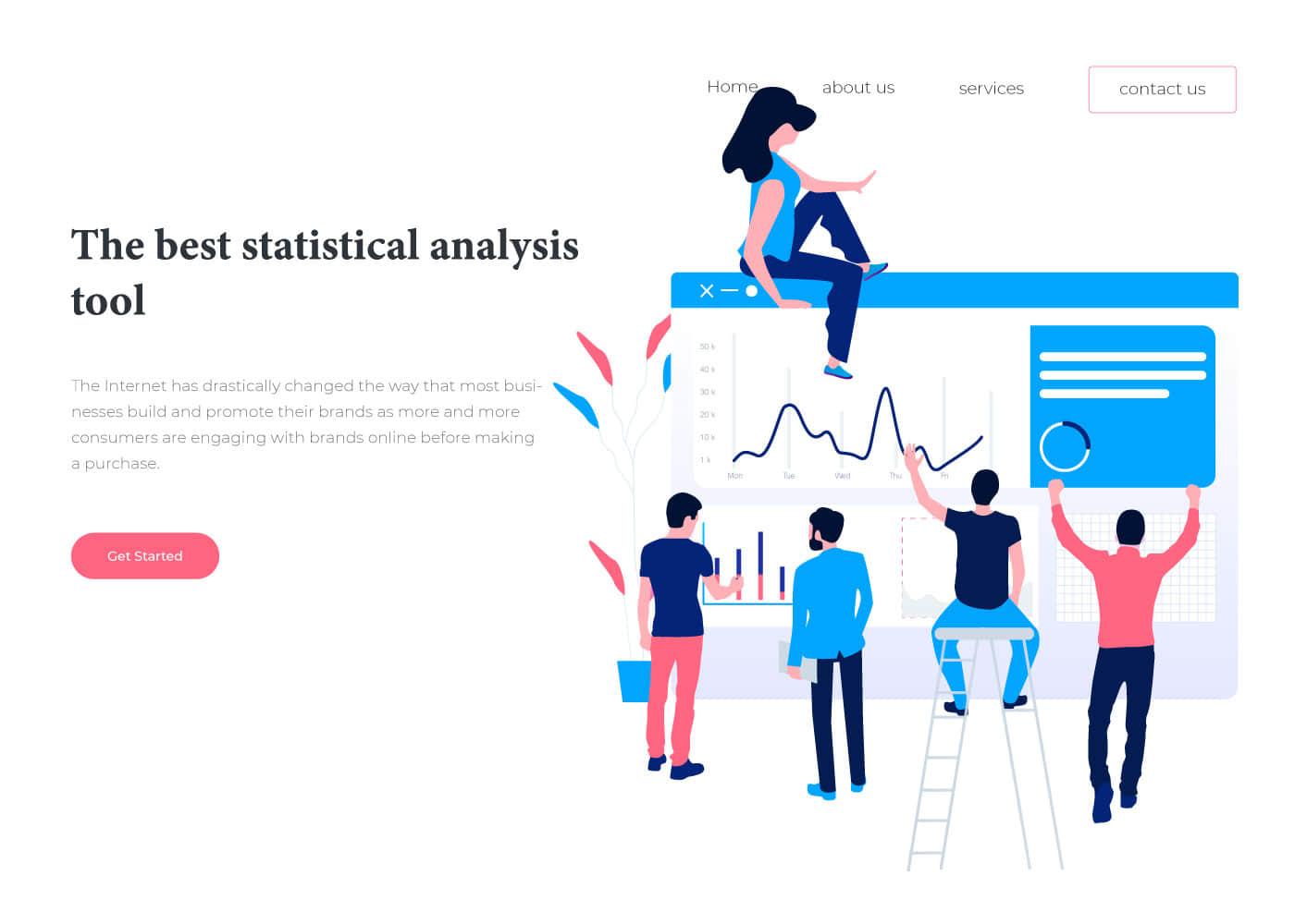 市场营销矢量banner图商业插画AI格式素材UI设计