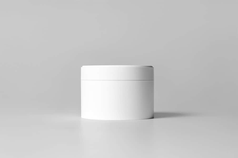护手霜装效果图护肤品乳液瓶子贴图样机模板mockup素材